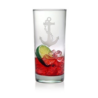 Anchor 15-Ounce Hiball Glasses (Set of 4)