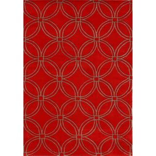 Alliyah Handmade Red New Zealand Blend Wool Rug (9' x 12')|https://ak1.ostkcdn.com/images/products/7569366/P14998926.jpeg?impolicy=medium