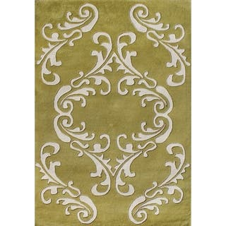 Alliyah Handmade Golden Olive New Zealand Blend Wool Rug|https://ak1.ostkcdn.com/images/products/7569368/P14998927.jpg?impolicy=medium