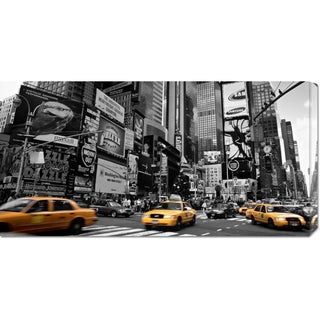 Big Canvas Co. Doug Pearson 'Times Square, New York City, USA' Stretched Canvas