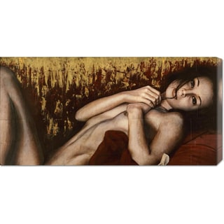 Big Canvas Co. Massimo Sottili 'Pretty' Stretched Canvas Art