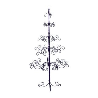 Link to Patch Magic Black 7-foot Christmas Tree Similar Items in Christmas Greenery