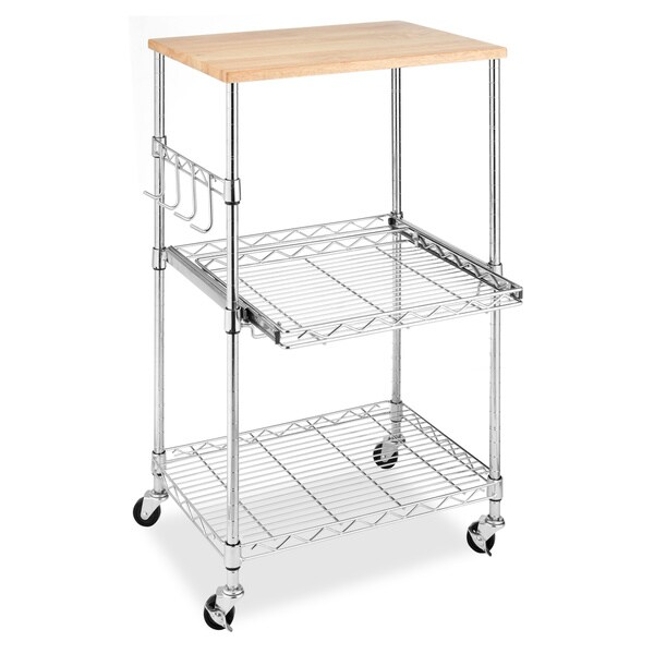 Whitmor Utility Cart - Free Shipping Today - Overstock.Com - 14999331
