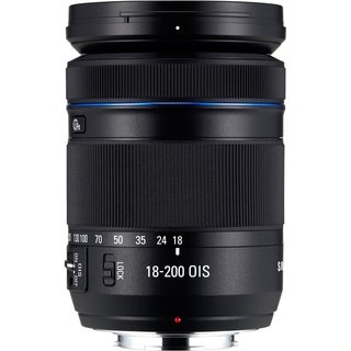 Samsung L18200MB - 18 mm to 200 mm - f/3.5 - 6.3 - Long Zoom Lens for