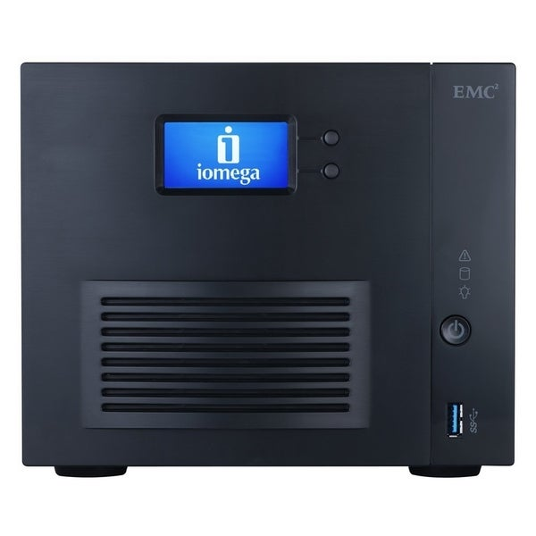 LenovoEMC StorCenter ix4-300d, Network Storage 4-bay