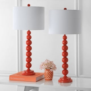 Orange Table Lamps - Shop The Best Deals for Dec 2017 - Overstock.com