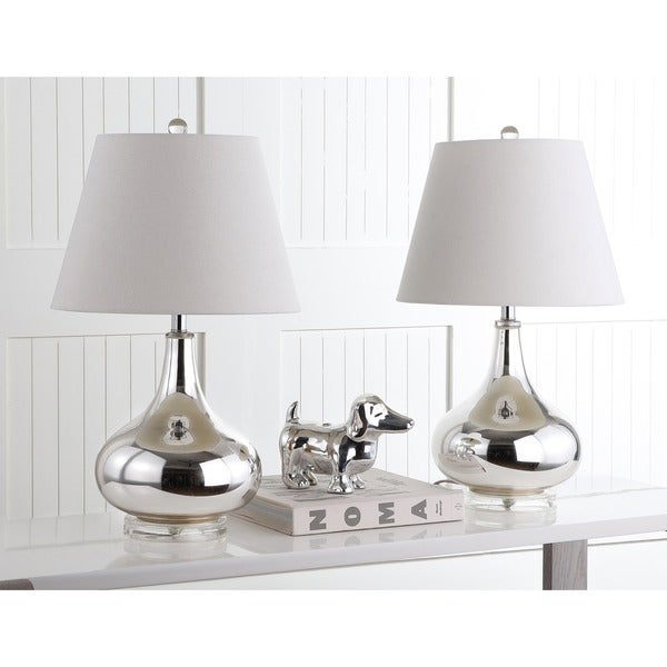 geena stamped barn silver table botanical metal c lamps pottery lamp base products bases