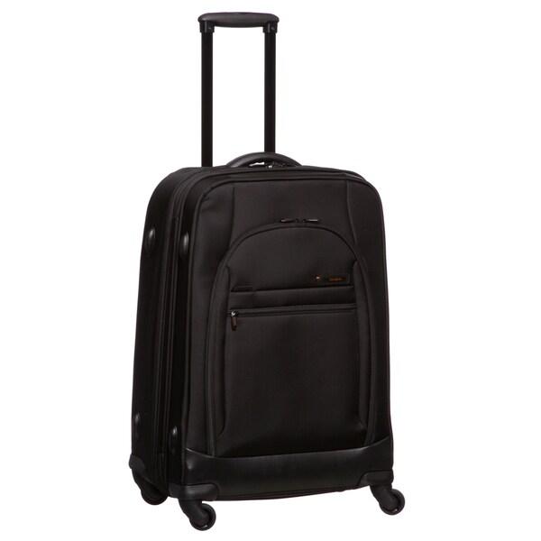 Samsonite DLX 24-inch Medium Spinner Upright Suitcase