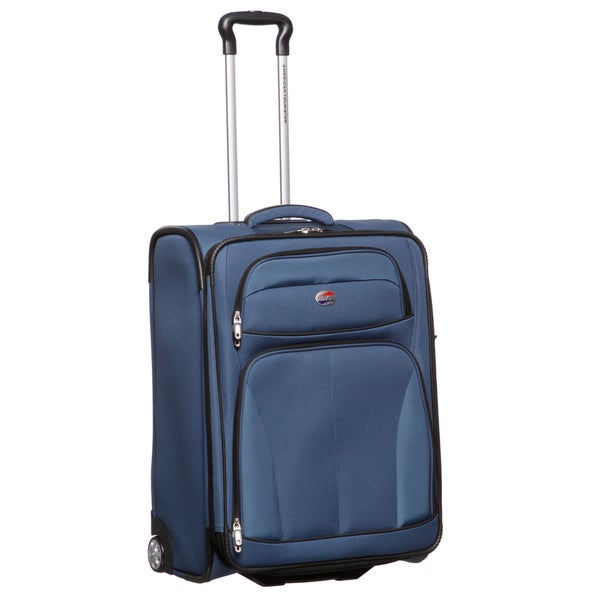 American Tourister 5113-EXPECTATIONS II 25-inch Expandable Rolling Upright Suitcase