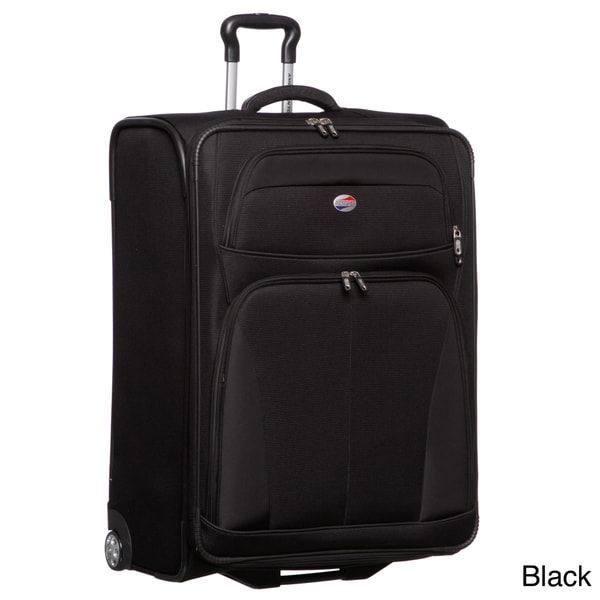 American Tourister 29-inch Expandable Rolling Upright