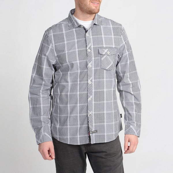 English Laundry by Christopher Wicks Men's 'The Scarborough' Button-down Shirt