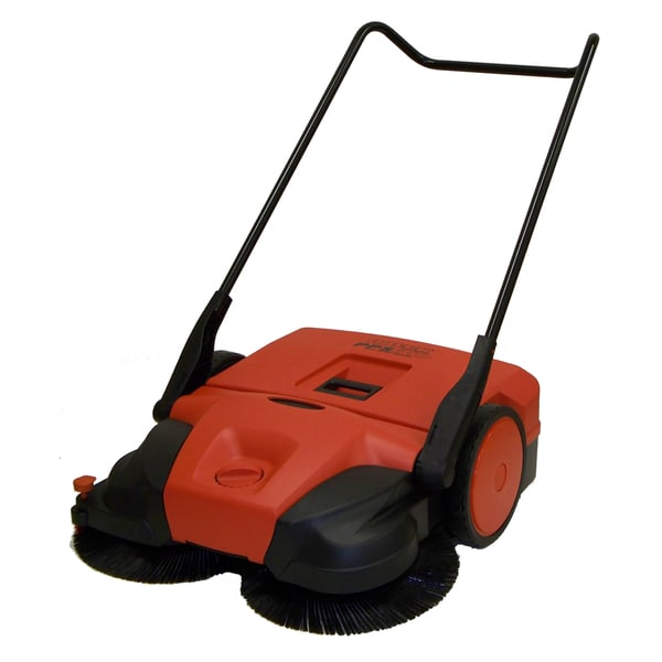 Oreck PPS31D Push Power Sweeper