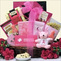 Great Arrivals Courage, Hope & Strength Breast Cancer Gift Basket
