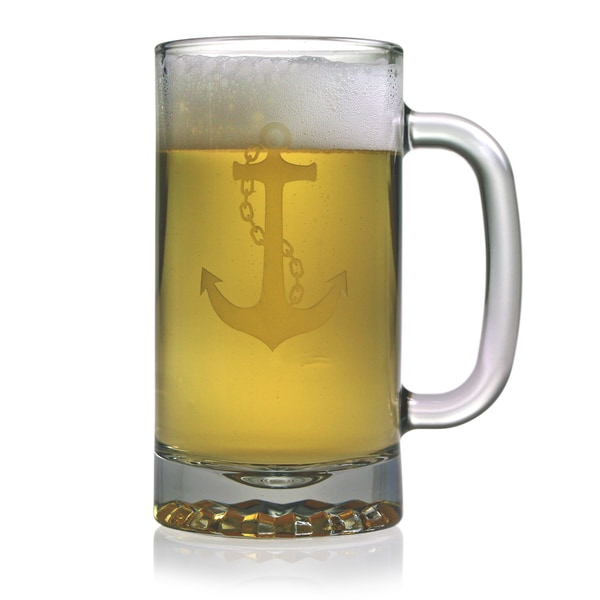 Anchor Collection Pub Beer Mugs (Set of 4)