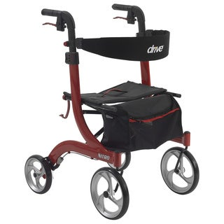 Drive Medical Nitro Euro Style Rollator Walker|https://ak1.ostkcdn.com/images/products/7571857/P15000849.jpg?_ostk_perf_=percv&impolicy=medium