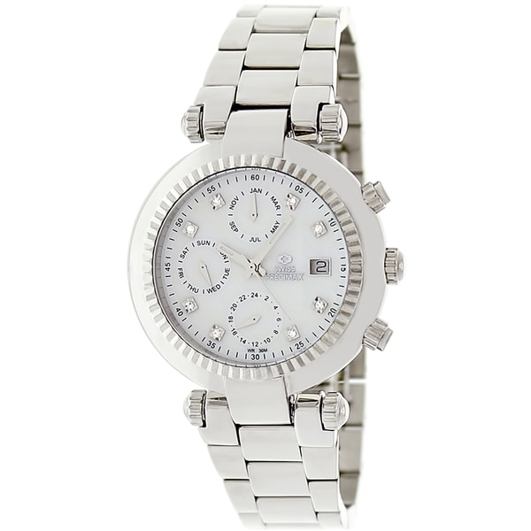 Swiss Precimax Women's Stainless Steel Avant Watch