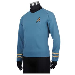 Star Trek High-quality Spock Replica Uniform|https://ak1.ostkcdn.com/images/products/7571912/7571912/Star-Trek-High-quality-Spock-Replica-Uniform-P15000887.jpeg?impolicy=medium