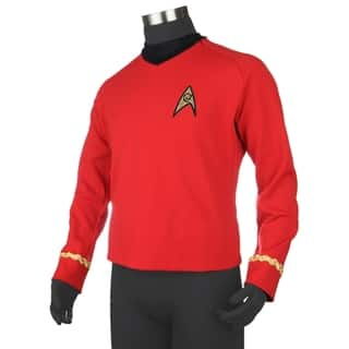 Star Trek Quality Red Shirt Replica Uniform|https://ak1.ostkcdn.com/images/products/7571916/7571916/Star-Trek-Quality-Red-Shirt-Replica-Uniform-P15000888.jpeg?impolicy=medium