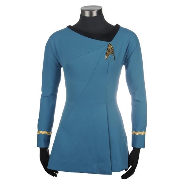 Star Trek High-quality Sciences Dress Replica Uniform
