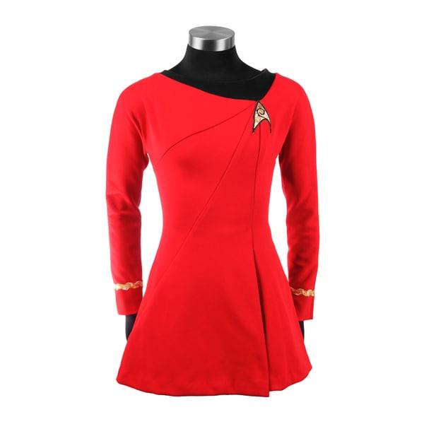 Star Trek High-quality Uhura Dress Replica Uniform