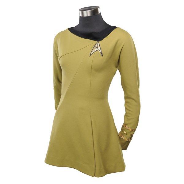 Star Trek High-quality Captain Dress Replica Uniform
