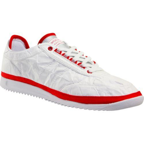 Men's Unstitched Utilities Fast Lane White/Red