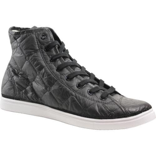Men's Unstitched Utilities Next Day Hi Quilted Black