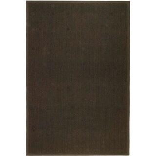 Safavieh Casual Natural Fiber Hand-Woven Resorts Brown Fine Sisal Rug (2' 6 x 4') - 2'6 x 4'