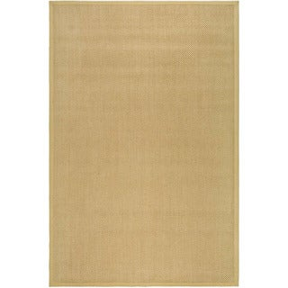 Safavieh Casual Natural Fiber Hand-Woven Resorts Natural / Beige Fine Sisal Rug (2' 6 x 4')