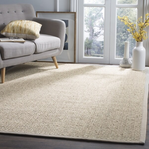 Shop Safavieh Natural Fiber Chunky Giesela Sisal Rug On