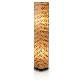 Jeffan Valentti Square 2-light Standing Lamp