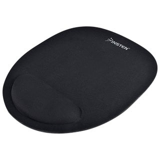 INSTEN Wrist Comfort Optical/ Trackball Mouse Pad (Option: Black)