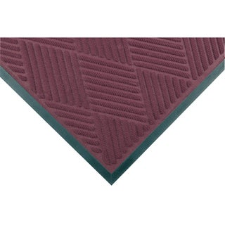 Notrax Tufted Opus Burgundy Decalon Yarn Door Mat (4' x 6')