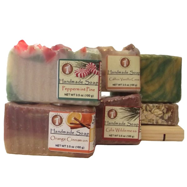 Softwater Soapworks 'Just For HIM' Soap Gift Set