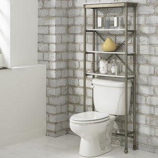 The Orleans Over the Commode Stand by Home Styles