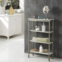 The Orleans' 4-tier Shelf by Home Styles