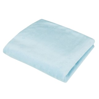American Baby Company Heavenly Soft Chenille Cradle Sheet