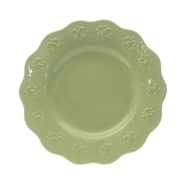 Certified International 'Adeline Green' Round Platter