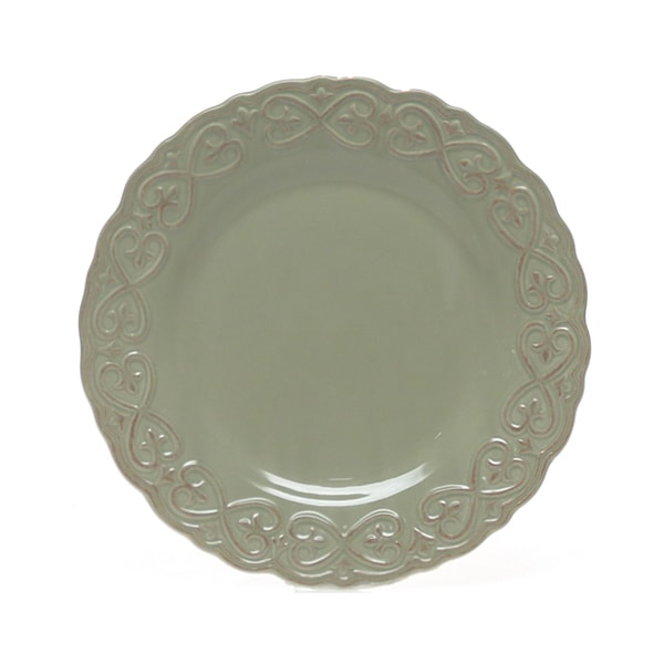 Certified International 'Adeline Green' 13-inch Round Platter