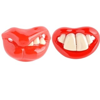 Lil' King and Lil' Professor Pacifiers (Pack of 2)