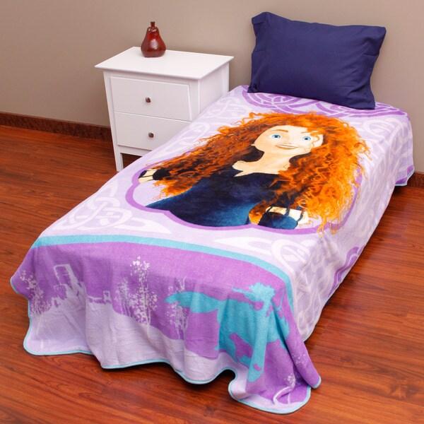 Brave True Friendship Microplush Blanket
