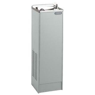 LFDE10L1Z Filtered Granite 12-inch Space-Ette Floor Cooler in Light Gray