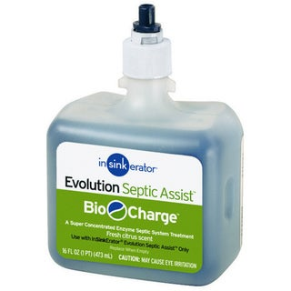 InSinkErator Bio-Charge 16-Ounce Replacement Cartridge