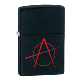 Zippo Refillable Anarchy Lighter