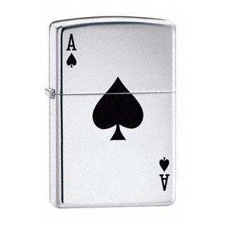 Zippo Lucky Ace Metal Lighter
