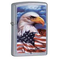 Zippo Mazzi Freedom Lighter