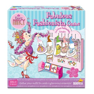 Fancy Nancy Fabulous Fashionista Game