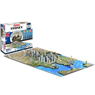 4D Cityscape Puzzle: Sydney