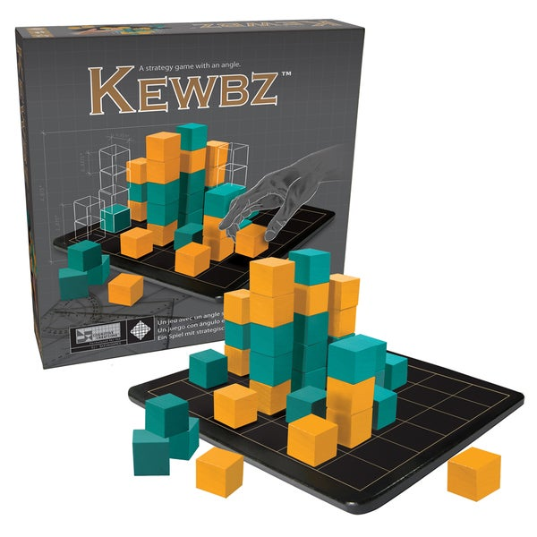Kewbz Board Game