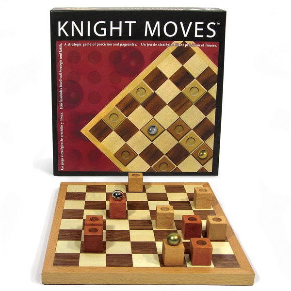 Knight Moves Board Games